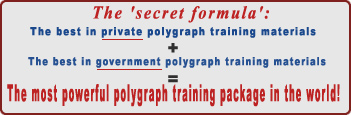 Polygraph Training Package